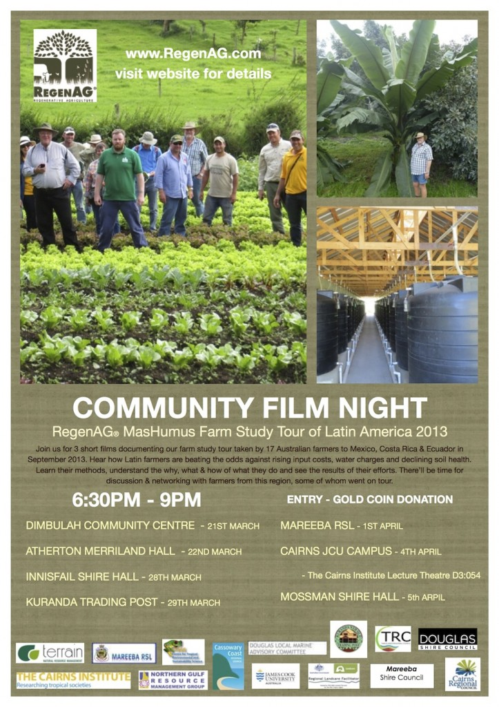 RegenAG® Community Film Night