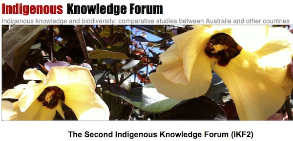 Second Indigenous Knowledge Forum Media summary 17 September 2014
