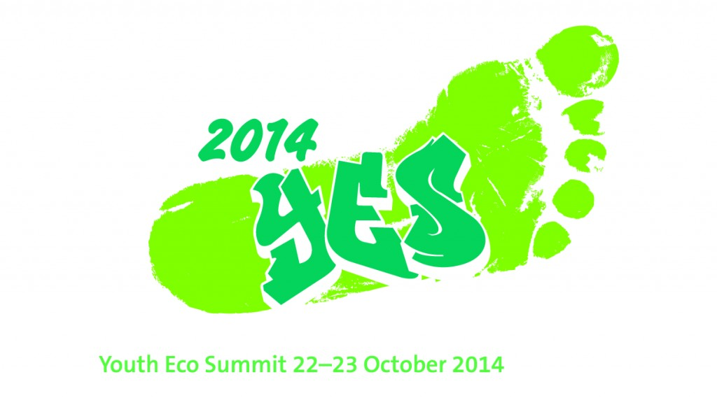 YES - The Youth Eco Summit, October, action theme 'Food, Family, Farm'